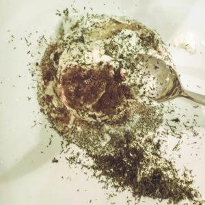 Kräutercreme herstellen