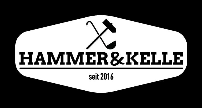 Logo: Hammer & Kelle