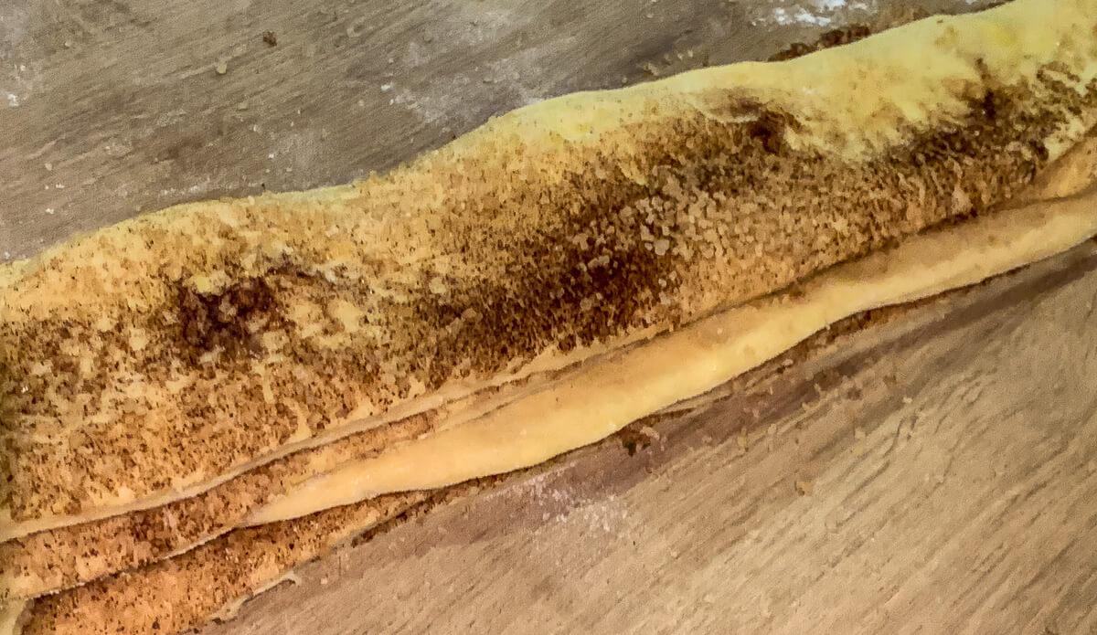 Cinnemon Pull Apart Bread